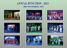 ANNUAL FUNCTION 2019